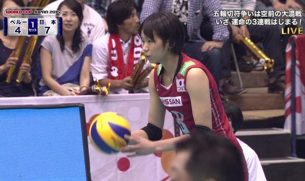 日本女子バレー