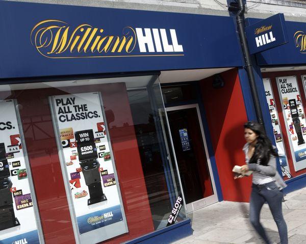 ウィリアムヒル賭け金反映
