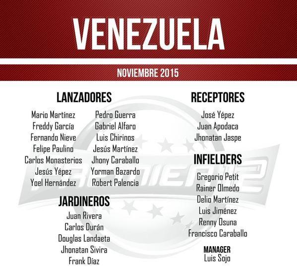 ベネズエラ野球代表