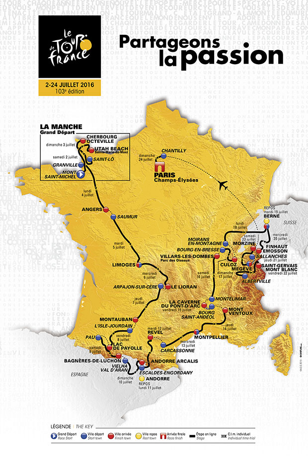 2016ツール・ド・フランス