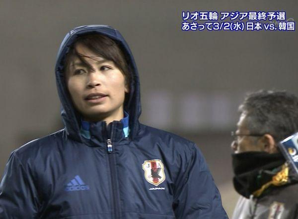 女子サッカー日本韓国
